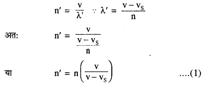 RBSE Solutions for Class 11 Physics Chapter 9 तरंग गति 43