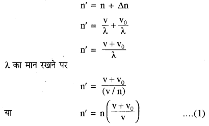 RBSE Solutions for Class 11 Physics Chapter 9 तरंग गति 48