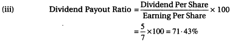RBSE Solutions for Class 12 Accountancy Chapter 11 Ratio Analysis 24
