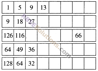 RBSE Solutions for Class 5 Maths Chapter 8 पैटर्न Additional Questions image 22