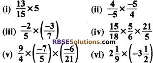 RBSE Solutions for Class 8 Maths Chapter 1 परिमेय संख्याएँ Ex 1.1 image 23