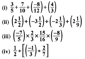 RBSE Solutions for Class 8 Maths Chapter 1 परिमेय संख्याएँ Ex 1.1 image 30