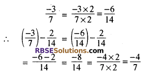 RBSE Solutions for Class 8 Maths Chapter 1 परिमेय संख्याएँ In Text Exercise image 18