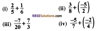 RBSE Solutions for Class 8 Maths Chapter 1 परिमेय संख्याएँ In Text Exercise image 3