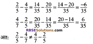 RBSE Solutions for Class 8 Maths Chapter 1 परिमेय संख्याएँ In Text Exercise image 43