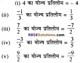 RBSE Solutions for Class 8 Maths Chapter 1 परिमेय संख्याएँ In Text Exercise image 61