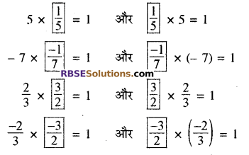 RBSE Solutions for Class 8 Maths Chapter 1 परिमेय संख्याएँ In Text Exercise image 63