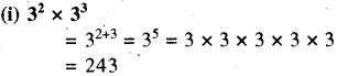RBSE Solutions for Class 8 Maths Chapter 3 घात एवं घातांक Ex 3.1 Q4a