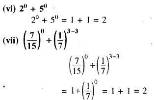 RBSE Solutions for Class 8 Maths Chapter 3 घात एवं घातांक Ex 3.1 Q7b
