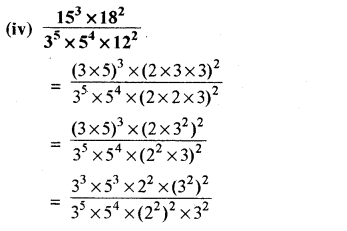 RBSE Solutions for Class 8 Maths Chapter 3 घात एवं घातांक Ex 3.2 Q2c