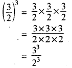 RBSE Solutions for Class 8 Maths Chapter 3 घात एवं घातांक In Text Exercise 1a