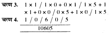 RBSE Solutions for Class 8 Maths Chapter 5 वैदिक गणित Ex 5.1 Q1a
