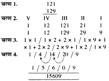RBSE Solutions for Class 8 Maths Chapter 5 वैदिक गणित Ex 5.1 Q1d
