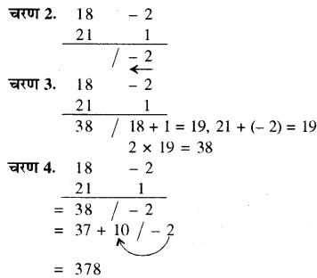 RBSE Solutions for Class 8 Maths Chapter 5 वैदिक गणित Ex 5.1 Q2e