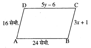 RBSE Solutions for Class 8 Maths Chapter 6 बहुभुज Additional Questions 6f