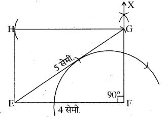 RBSE Solutions for Class 8 Maths Chapter 7 चतुर्भुज की रचना Ex 7.6 Q5A