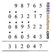 RBSE Solutions for Class 9 Maths Chapter 1 Vedic Mathematics Ex 1.1 2