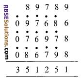 RBSE Solutions for Class 9 Maths Chapter 1 Vedic Mathematics Ex 1.1 4