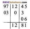 RBSE Solutions for Class 9 Maths Chapter 1 Vedic Mathematics Ex 1.2 13
