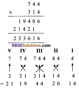 RBSE Solutions for Class 9 Maths Chapter 1 Vedic Mathematics Ex 1.3 6