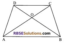 RBSE Solutions for Class 9 Maths Chapter 10 Area of Triangles and Quadrilaterals Additional Questions - 19