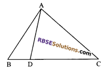 RBSE Solutions for Class 9 Maths Chapter 10 Area of Triangles and Quadrilaterals Additional Questions - 9