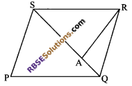 RBSE Solutions for Class 9 Maths Chapter 10 Area of Triangles and Quadrilaterals Ex 10.3 - 3