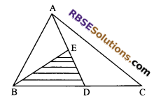 RBSE Solutions for Class 9 Maths Chapter 10 Area of Triangles and Quadrilaterals Ex 10.3 - 4