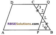 RBSE Solutions for Class 9 Maths Chapter 10 Area of Triangles and Quadrilaterals Ex 10.3 - 6