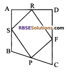 RBSE Solutions for Class 9 Maths Chapter 10 Area of Triangles and Quadrilaterals Ex 10.3 - 7