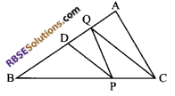RBSE Solutions for Class 9 Maths Chapter 10 Area of Triangles and Quadrilaterals Miscellaneous Exercise - 11