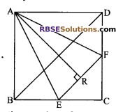 RBSE Solutions for Class 9 Maths Chapter 10 Area of Triangles and Quadrilaterals Miscellaneous Exercise - 13