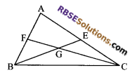 RBSE Solutions for Class 9 Maths Chapter 10 Area of Triangles and Quadrilaterals Miscellaneous Exercise - 19