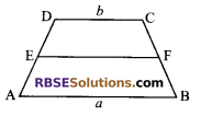 RBSE Solutions for Class 9 Maths Chapter 10 Area of Triangles and Quadrilaterals Miscellaneous Exercise - 5