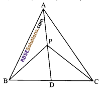 RBSE Solutions for Class 9 Maths Chapter 10 Area of Triangles and Quadrilaterals Miscellaneous Exercise - 6