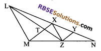 RBSE Solutions for Class 9 Maths Chapter 10 Area of Triangles and Quadrilaterals Miscellaneous Exercise - 9