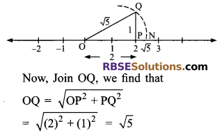 RBSE Solutions for Class 9 Maths Chapter 2 Number System Additional Questions 22