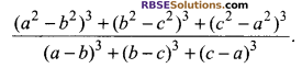 RBSE Solutions for Class 9 Maths Chapter 3 Polynomial Additional Questions 15