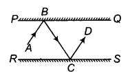 RBSE Solutions for Class 9 Maths Chapter 5 समतल ज्यामिती परिचय एवं रेखाएँ व कोण Ex 5.2 Q10