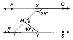 RBSE Solutions for Class 9 Maths Chapter 5 समतल ज्यामिती परिचय एवं रेखाएँ व कोण Ex 5.2 Q11.1
