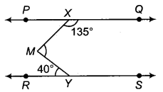 RBSE Solutions for Class 9 Maths Chapter 5 समतल ज्यामिती परिचय एवं रेखाएँ व कोण Ex 5.2 Q11