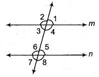 RBSE Solutions for Class 9 Maths Chapter 5 समतल ज्यामिती परिचय एवं रेखाएँ व कोण Ex 5.2 Q4