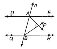 RBSE Solutions for Class 9 Maths Chapter 5 समतल ज्यामिती परिचय एवं रेखाएँ व कोण Ex 5.2 Q7