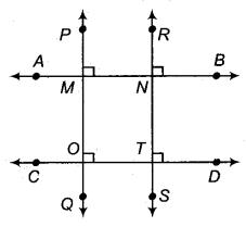 RBSE Solutions for Class 9 Maths Chapter 5 समतल ज्यामिती परिचय एवं रेखाएँ व कोण Ex 5.2 Q8