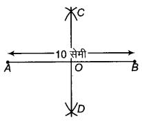 RBSE Solutions for Class 9 Maths Chapter 5 समतल ज्यामिती परिचय एवं रेखाएँ व कोण Ex 5.3 Q1