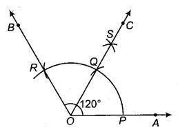 RBSE Solutions for Class 9 Maths Chapter 5 समतल ज्यामिती परिचय एवं रेखाएँ व कोण Ex 5.3 Q2