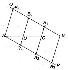 RBSE Solutions for Class 9 Maths Chapter 5 समतल ज्यामिती परिचय एवं रेखाएँ व कोण Ex 5.3 Q6
