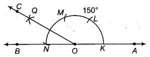 RBSE Solutions for Class 9 Maths Chapter 5 समतल ज्यामिती परिचय एवं रेखाएँ व कोण Ex 5.3 Q9.3