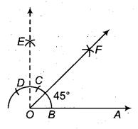 RBSE Solutions for Class 9 Maths Chapter 5 समतल ज्यामिती परिचय एवं रेखाएँ व कोण Ex 5.3 Q9