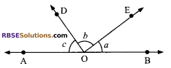 RBSE Solutions for Class 9 Maths Chapter 5 Plane Geometry and Line and Angle Additional Questions 16